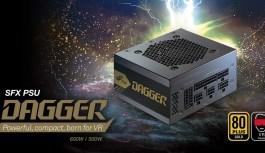 FSP anuncia sus nuevas fuentes de poder SFX Dagger de 500 y 600W