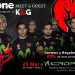 Chile: Ozone Gaming y Microplay te invitan a un Fan Day | Sábado 25 de Marzo
