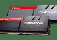 G.SKILL anuncia TridentZ DDR4-4333MHz 16GB (8GBx2)
