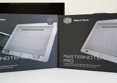 Análisis CoolerMaster Masternotepal Pro y Masternotepal Maker