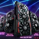 Asus Anuncia su serie de tarjetas gráficas Radeon RX 500