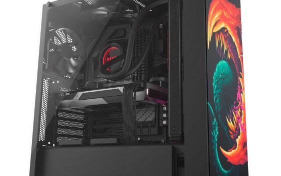 NZXT anuncia el gabinete S340 Elite Hyper Beast
