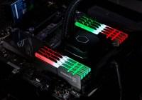 G.Skill anuncia su nuevo kit DDR4 Trident Z RGB de 128GB (16GBx8) a 3333MHz