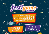 Este miércoles 26 de abril comienza venta de entradas para FestiGame 2017!