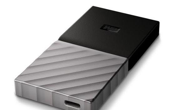 Western Digital presenta My Passport SSD: Su primer SSD portátil