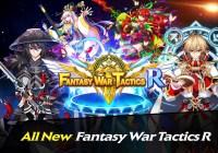 Nuevos héroes y modos de juegos llegan a Fantasy War Tactics R