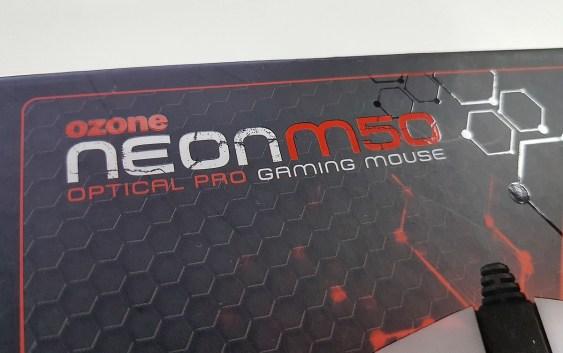 Análisis mouse óptico Ozone Neon M50