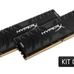 HyperX amplía la oferta de memoria DDR4 Predator con kits ultrarrápidos de alta densidad
