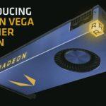 AMD anuncia su Radeon Vega Frontier Edition con 16GB HBM2