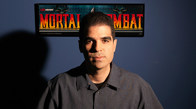 Creador de Mortal Kombat estará en FestiGame 2017