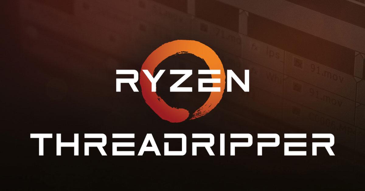 AMD anuncia los nuevos Ryzen Threadripper y Ryzen 3
