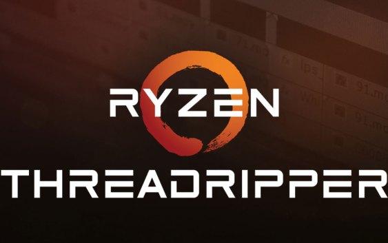 AMD Libera las especificaciones, precio y disponibilidad de Ryzen Threadripper y Ryzen 3