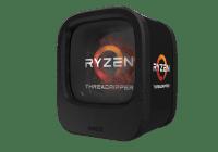 El AMD Ryzen Threadripper 1900X estaría llegando a los $549 USD.