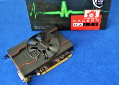 Review Sapphire Pulse RX 550 4GB