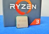 Review AMD Ryzen 3 1300X [AM4]