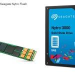 Seagate Acelera su cartera de Almacenamiento Nytro Flash