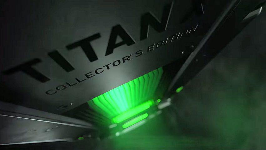 Se vendría una nueva NVIDIA Titan X 'Collector's Edition'