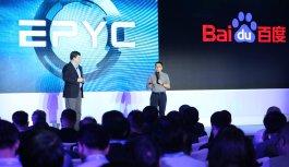 BAIDU Potenciará sus plataformas de datos con procesadores AMD EPYC