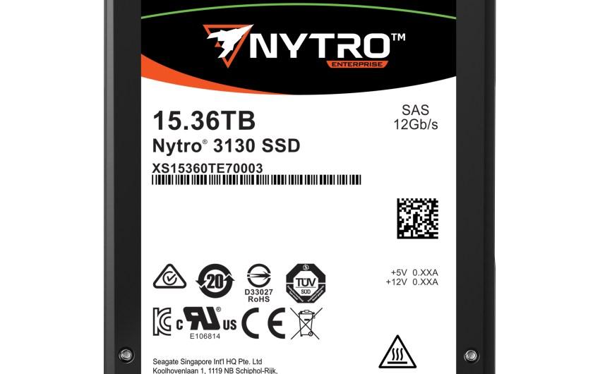 Seagate introduce Exos y Nytro: la flota de SSD datasphere empresarial