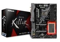 ASRock anuncia la disponibilidad de su motherboard Z370 Killer SLI/ac