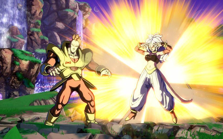 El esperado juego de pelea DRAGON BALL FighterZ salió a la venta en Sudamérica
