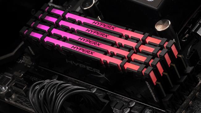 CES2018: HyperX presenta la primera memoria DDR4 RGB del mundo sincronizada por infrarrojos