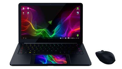 Razer presenta Project Linda, teléfono inteligente y laptop