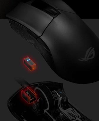 Resultado de imagen para ASUS ROG Anuncia el Mouse Gamer ROG Gladius II Origin