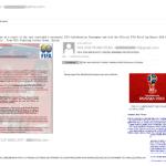 Copa Mundial FIFA 2018 y Bitcoins fueron ganchos de ataques spam y phishing en 2017