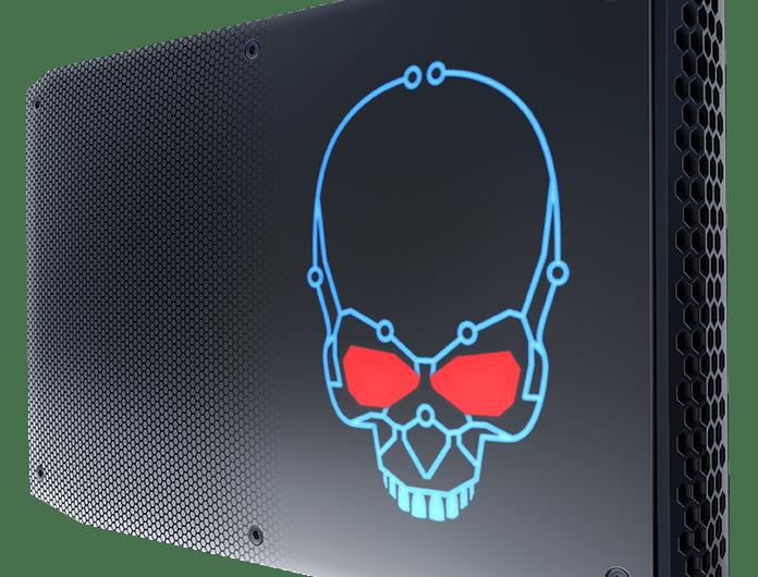 Intel NUC Hades Canyon, nuevo NUC con 8va generación y RX Vega M con 1536 cores.
