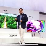 First Look: el futuro de la pantalla visual con televisores Samsung 2018 QLED