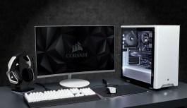 CORSAIR lanza el Carbide Series 275R, gabinete con diseño minimalista, máximas prestaciones.