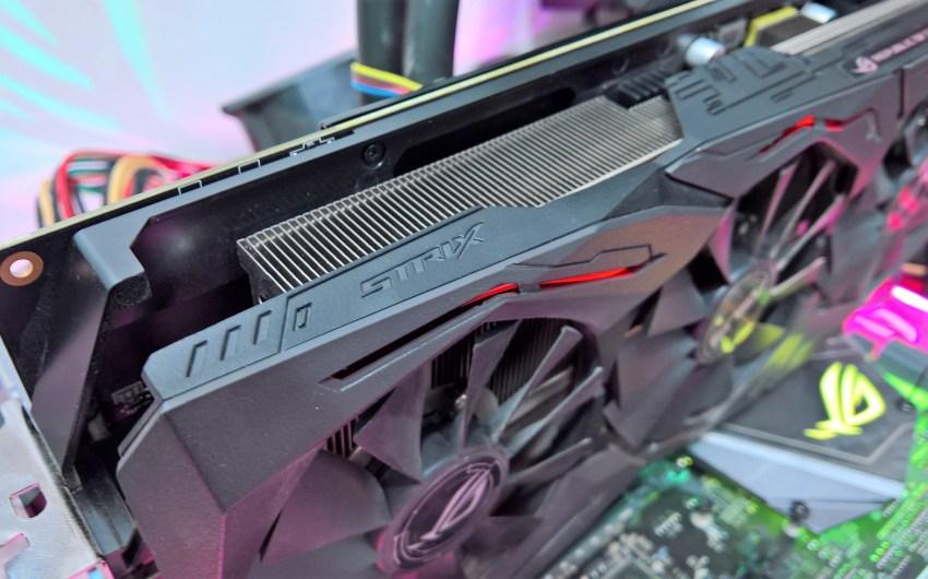 Review ASUS ROG STRIX RX VEGA 56 OC 8GB GAMING