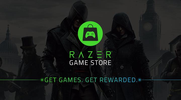 "Razer lanza ""Razer Game Store"", su propia tienda de Videojuegos"