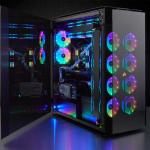 El tamaño sí importa:  CORSAIR lanza Obsidian 1000D, el superchasis para PC