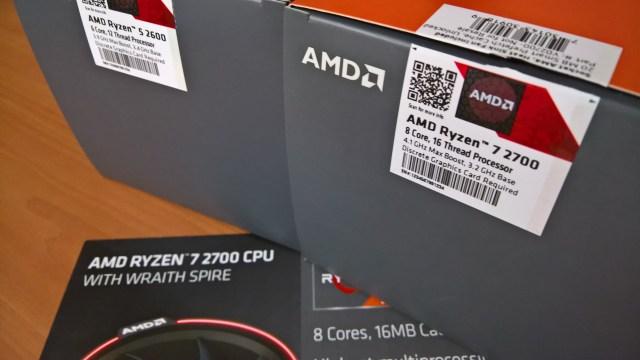 Reviewing AMD Ryzen 7 2700 and Ryzen 5 2600 [AM4 – Pinnacle