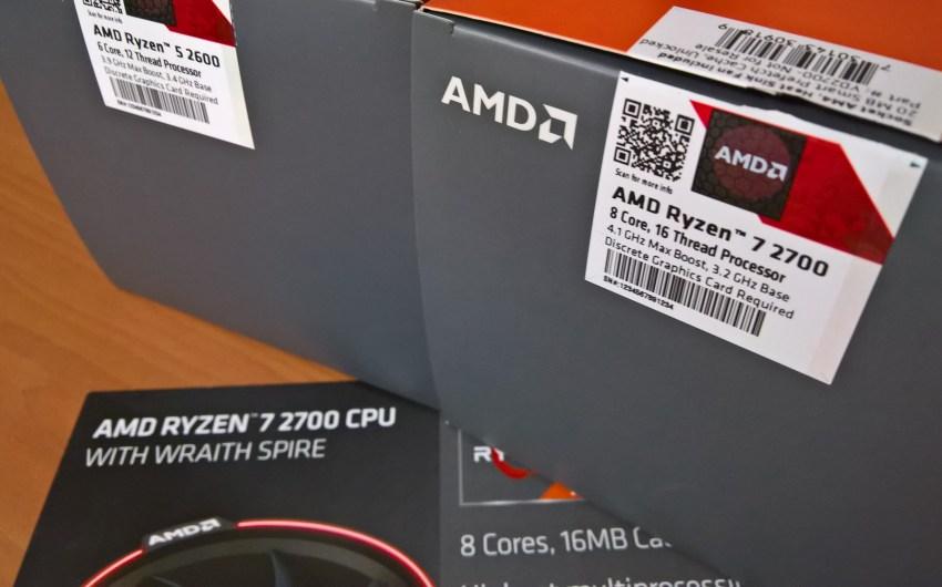 Review AMD Ryzen 7 2700 y Ryzen 5 2600 [AM4 – Pinnacle Ridge]