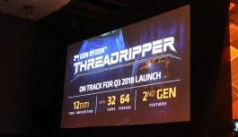 AMD prepara un Ryzen Threadripper 2 de hasta 32 cores para este 2018