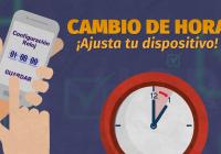 CHILE: ¿Cómo cambiar la hora este 11 de agosto?