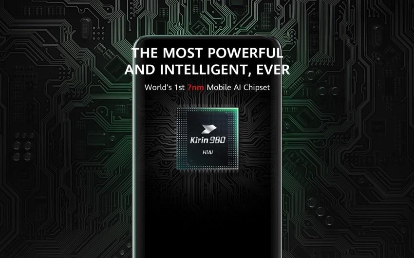 La evolución del Kirin 980: El nuevo CPU de Huawei