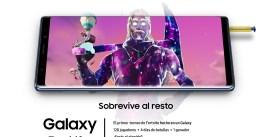 Participa del primer torneo de Fortnite en Chile en la tienda Samsung de Costanera Center