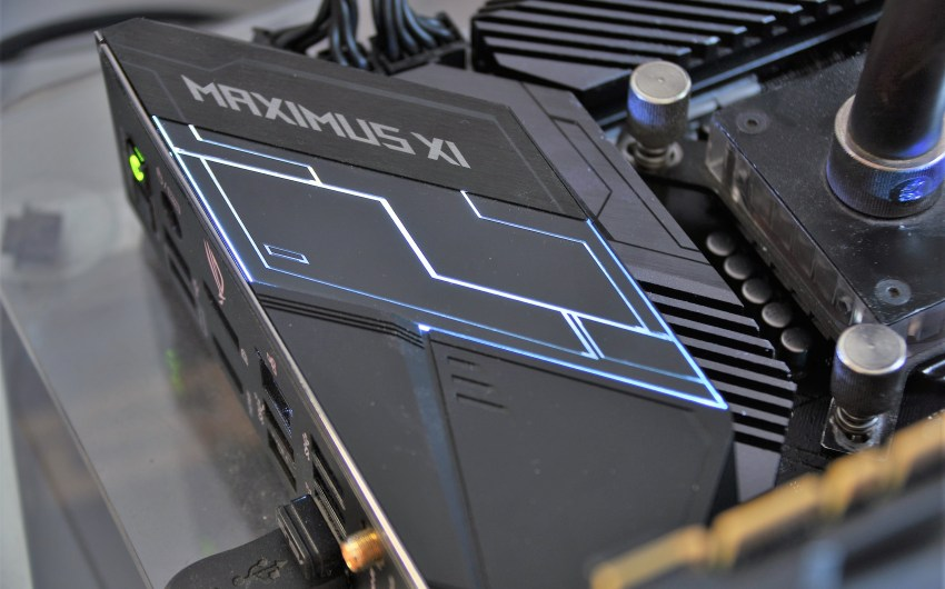 Review ASUS ROG MAXIMUS XI HERO (WIFI) [LGA-1151v2]