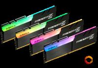 G.SKILL anuncia sus kits Trident Z RGB DDR4-3466MHz 32GB (4x8GB) para AMD X399