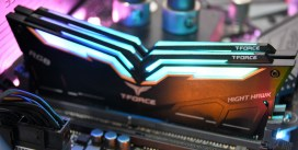 Review Team Group T-Force Night Hawk RGB 3000 MHz 2x8GB [TF1D416G3000HC16CDC01]