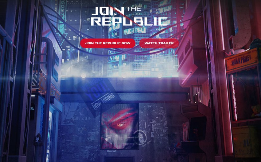 ASUS Republic of Gamers Join The Republic: Gran final de Community Challenge cierran la temporada 2018