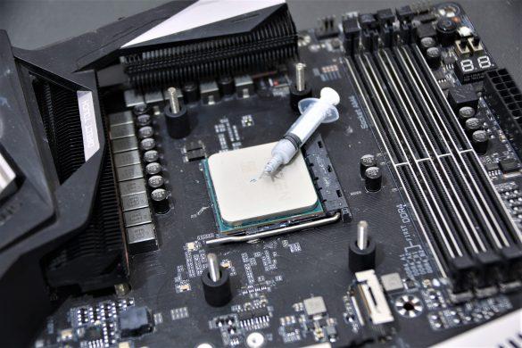 Agregamos pasta terminal al CPU