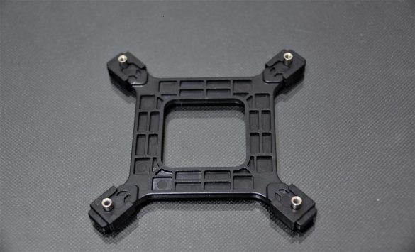 Paso 1: Identificar backplate LGA-115X - LGA-1200