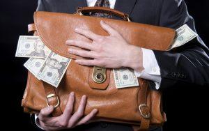 Public Anger Forces Bank CFO to Quit Over Huge Money Laundering Affair