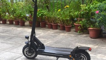 Buy FLJ T113 11inch Off Road Electric Scooter 1