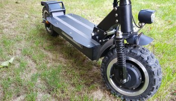 FLJ T113 11inch Off Road Electric Scooter 2